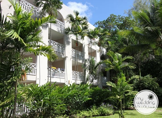 Apartments - Sandals Barbados at St. Lawrence Gap - Barbados wedding venue