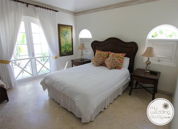 Luxury Villa Bedroom - The Royal Westmoreland, St. James, Barbados wedding venue
