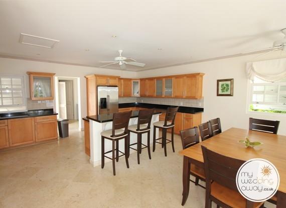 Luxury Villa Interior 2 - The Royal Westmoreland, St. James, Barbados wedding venue