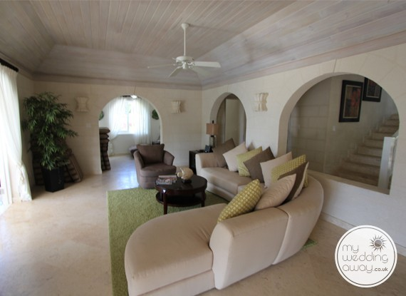 Luxury Villa Interior 3 - The Royal Westmoreland, St. James, Barbados wedding venue