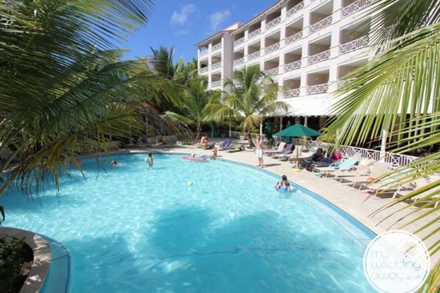 e3856eee5 ... Poolside apartments - Sandals Barbados at St. Lawrence Gap - Barbados  wedding venue ...
