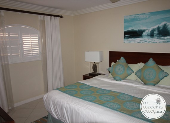 Room interior - Turtle Beach at St. Lawrence Gap - Barbados wedding venue