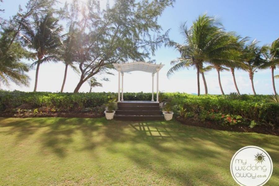 The Gardens - Turtle Beach at St. Lawrence Gap - Barbados wedding venue