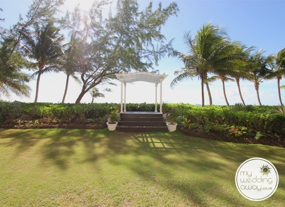 The Gardens - Turtle Beach at St. Lawrence Gap - Barbados wedding venue