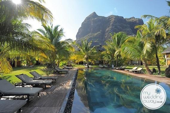 mauritius destination wedding dinarobin hotel spa