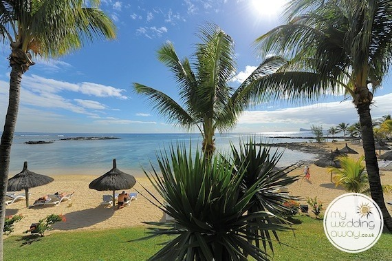 mauritius all inclusive wedding le cannonier