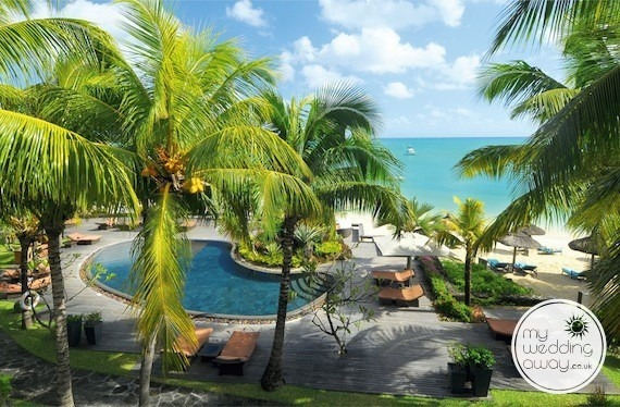 mauritius all inclusive wedding packages royal palm