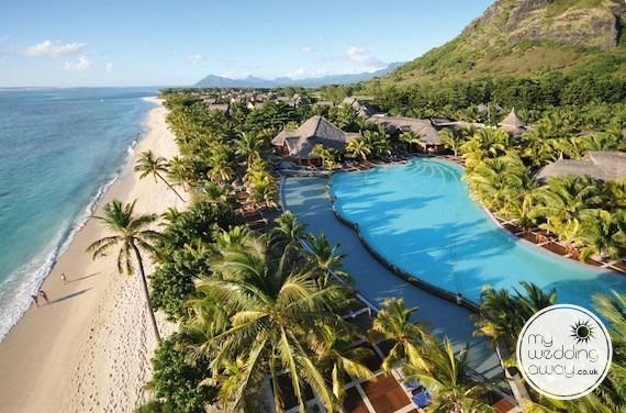 mauritius beach wedding packages dinarobin hotel spa