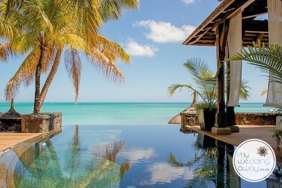 mauritius best wedding destination royal palm