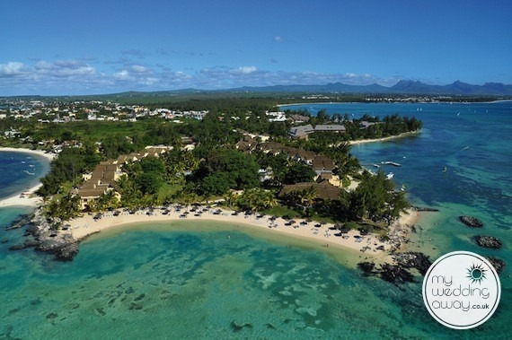 mauritius destination wedding packages le cannonier