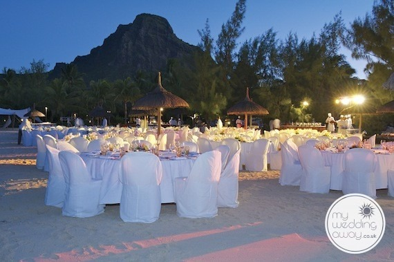 mauritius destination wedding packages paradis hotel golf club