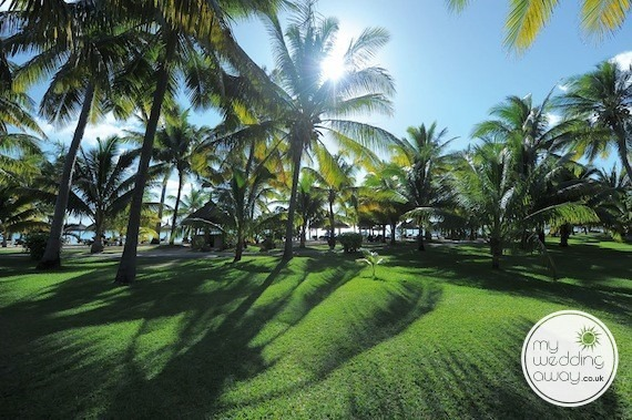 mauritius wedding destination paradis hotel golf club