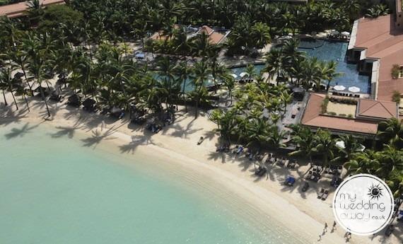mauritius wedding destinations le mauricia