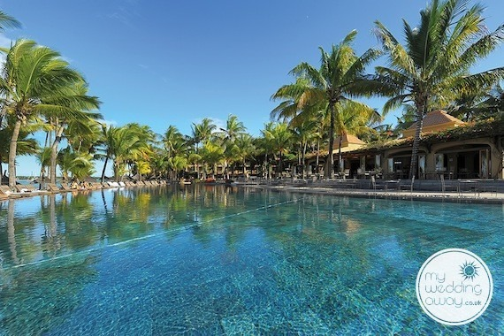 mauritius wedding packages le mauricia