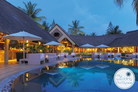 mauritius wedding resorts royal palm