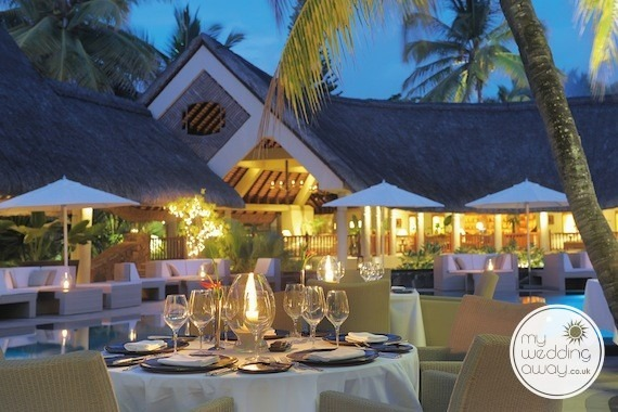 mauritius weddings on the beach royal palm