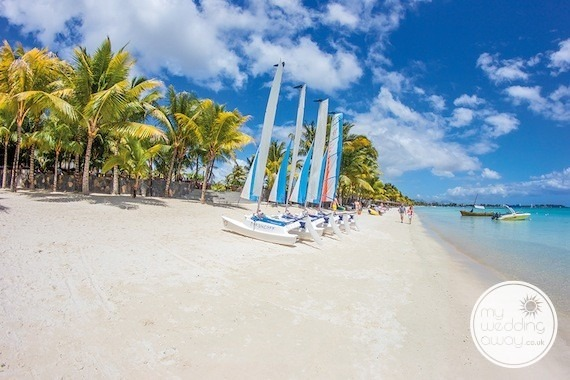 mauritius destination wedding trou aux biches
