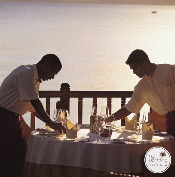 seychelles beach wedding packages sainte anne resort spa