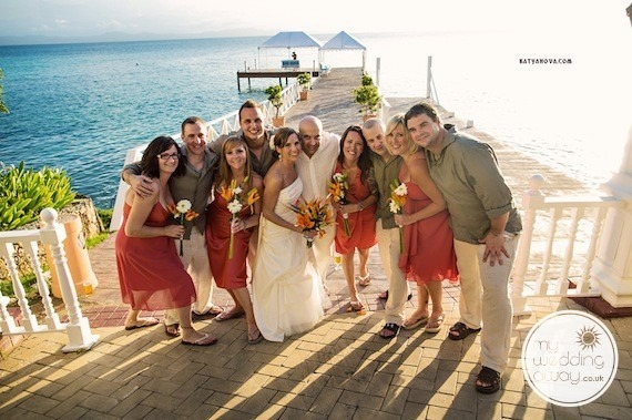 Get married at Luxury Bahia Principe Caya Levantado, Dominican Republic wedding venue