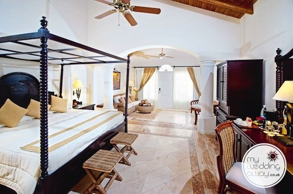 Apartment interior - Luxury Bahia Principe Caya Levantado, Dominican Republic wedding venue