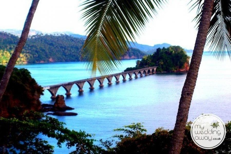 Beautiful location - Grand Bahia Principe Cayacoa, Dominican Republic wedding venue