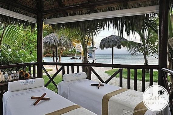 Massage - Luxury Bahia Principe Caya Levantado, Dominican Republic wedding venue
