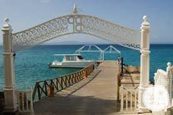 Sea views - Luxury Bahia Principe Caya Levantado, Dominican Republic wedding venue