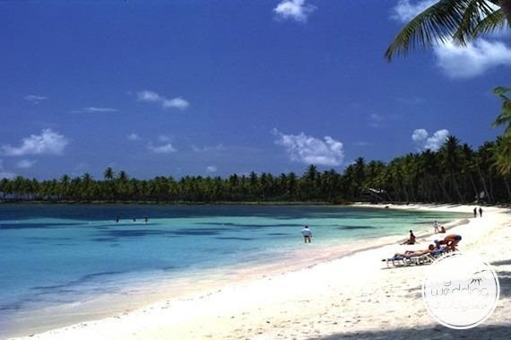 The Beach - Grand Paradise Samana, Dominican Republic wedding venue