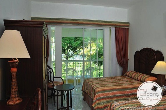 Apartment Interior - Grand Paradise Samana, Dominican Republic wedding venue