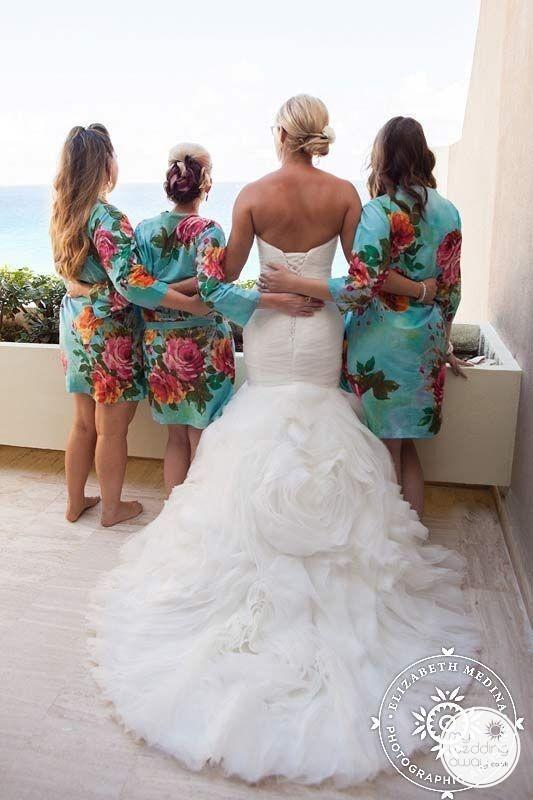 Mexico Wedding dress Elizabeth Medina photography
