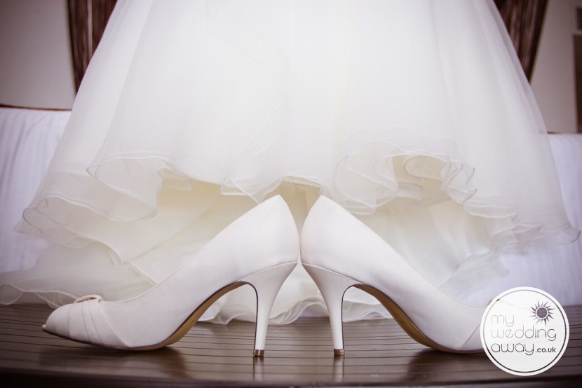 Wedding Pumps