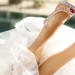Destination Wedding Shoe Ideas
