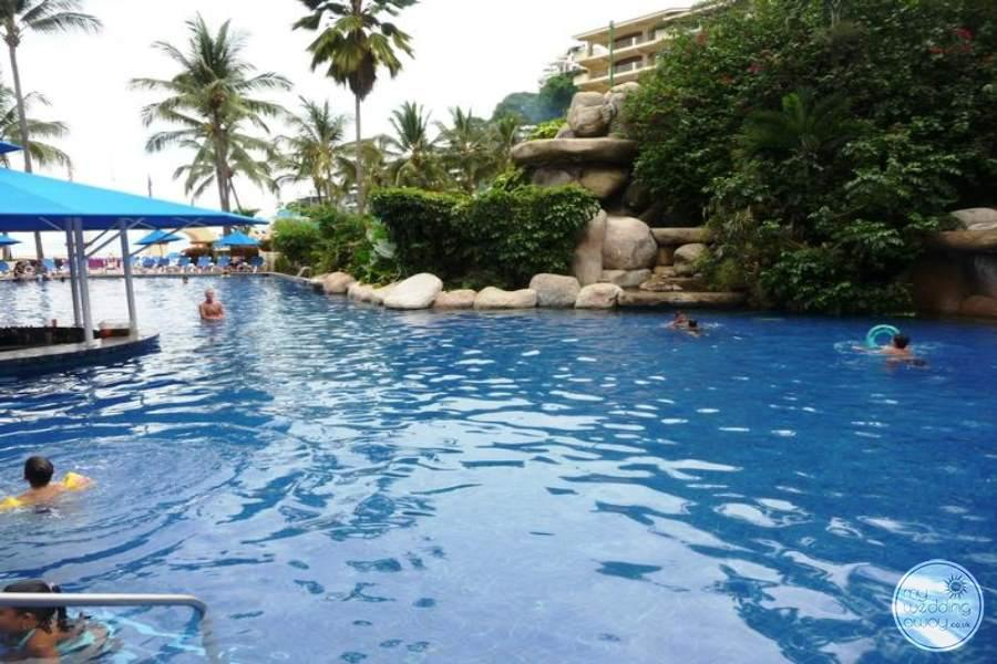Barcelo Puerto Vallarta Kids Swimming