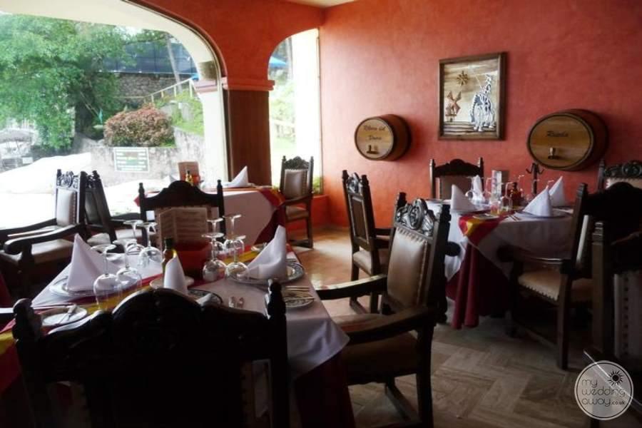 Barcelo Puerto Vallarta Restaurant