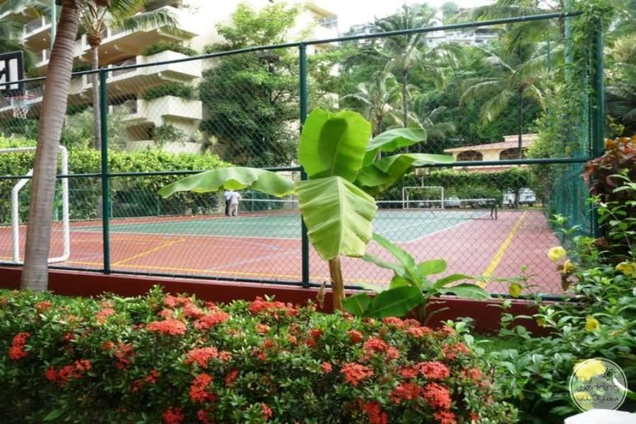 Barcelo Puerto Vallarta Tennis
