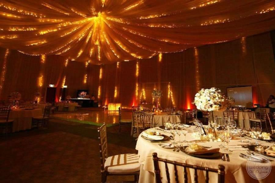 Beach Palace Ballroom Reception