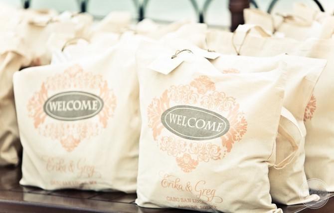Destination Wedding Welcome Bag Ideas