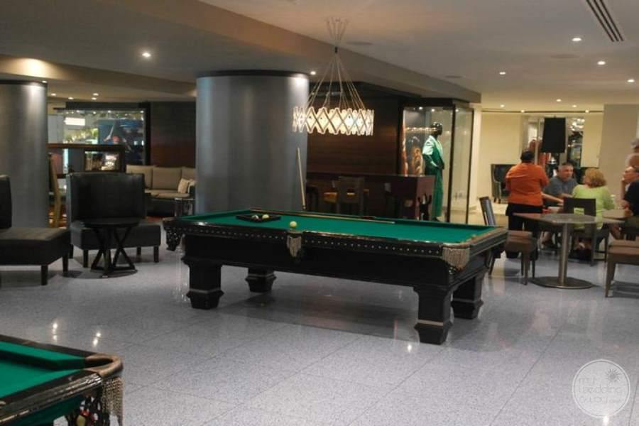 Hard Rock Hotel Cancun Games Room