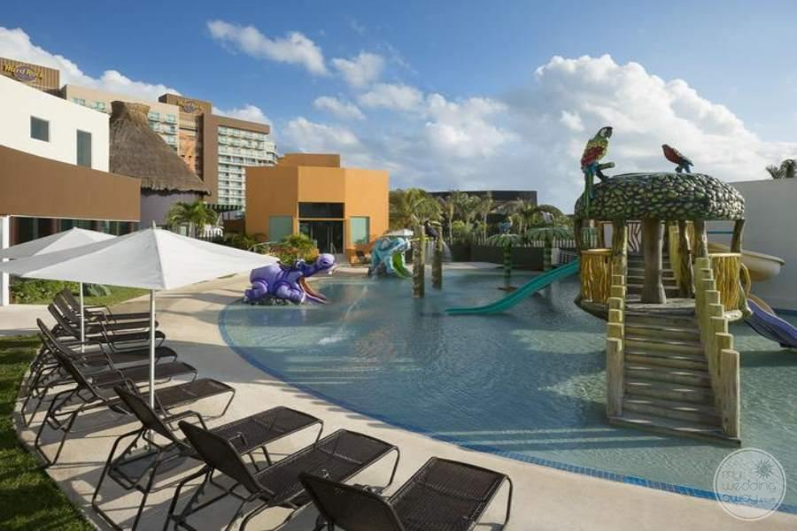 Hard Rock Hotel Cancun Kids Club