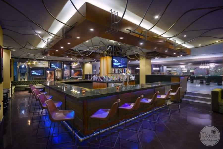 Hard Rock Hotel Cancun Lobby Bar