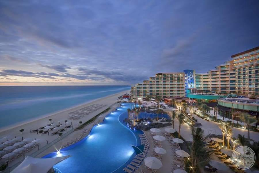 Hard Rock Hotel Cancun Resort