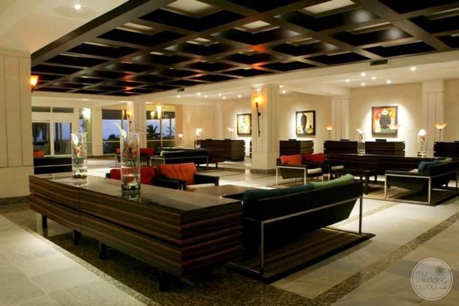 Hilton Rose Hall Lobby