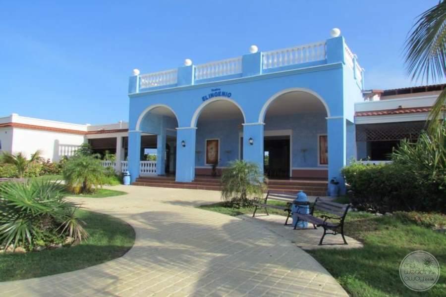 Husa Cayo Santa Maria Theatre