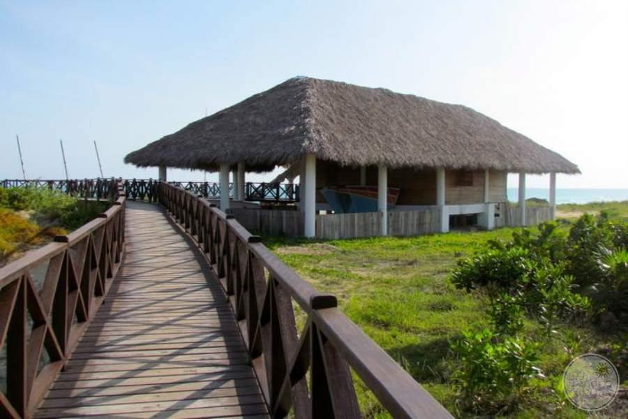 Husa Cayo Santa Maria Walkway to Beach