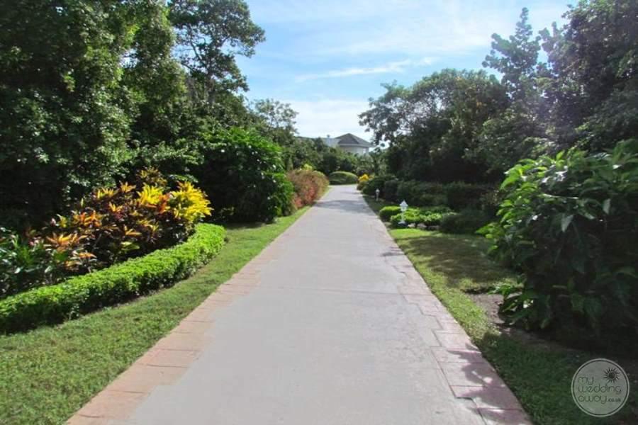 Iberostar Ensenachos Walkway