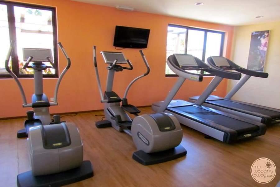 Melia Buenavista Gym