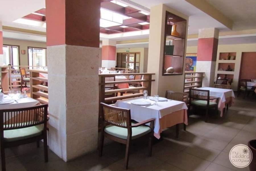 Melia Buenavista Restaurant
