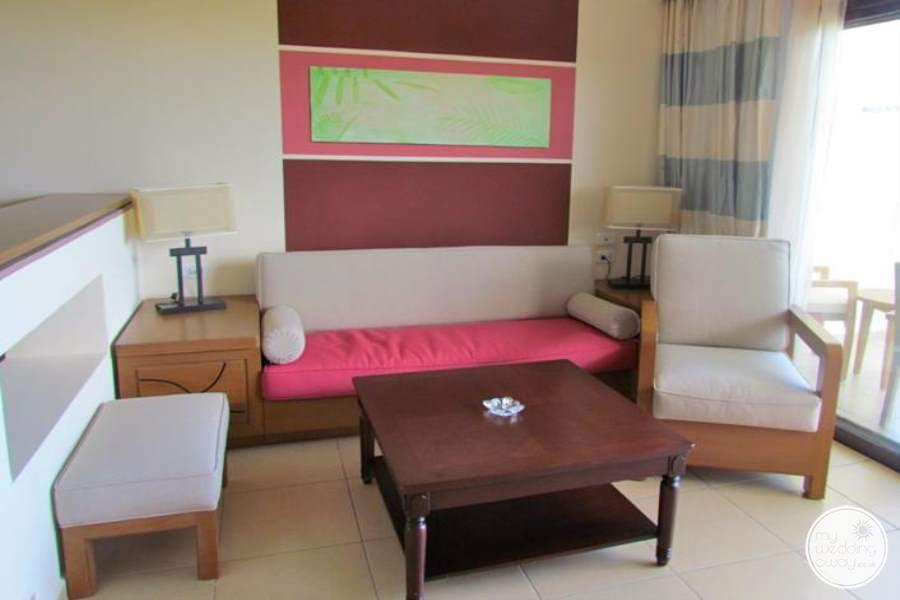Melia Buenavista Room Sitting Area