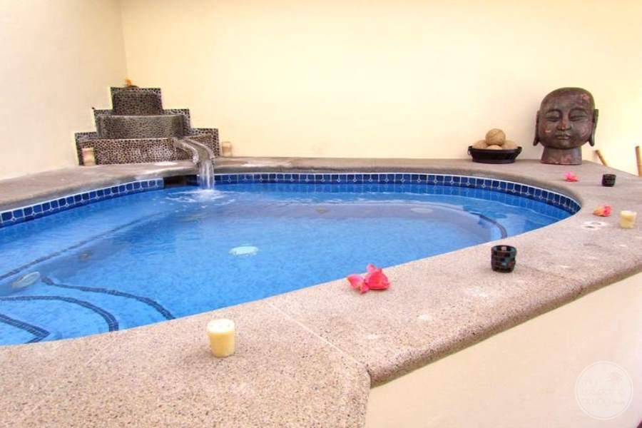 Melia Cayo Santa Maria Hot Tub Area
