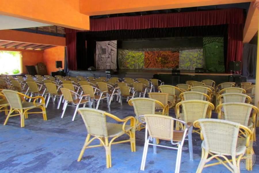 Melia Cayo Santa Maria Theatre